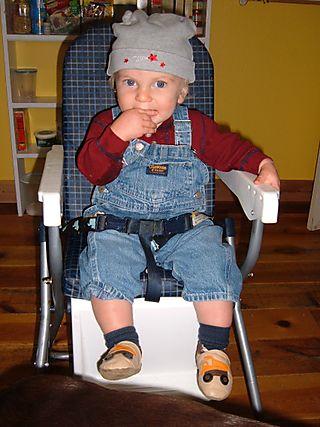 Sam high chair