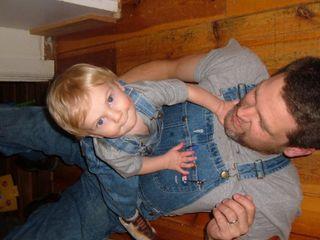 Wrestling Daddy