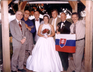 Wedding Slovak men