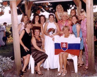 Wedding Slovak women