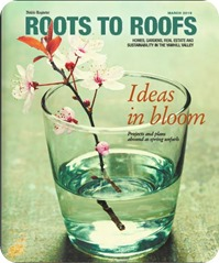 Roots to Roofs spring 2015